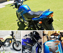 Bikes in Pakistan, Check Bikes Price, Specs and Pictures