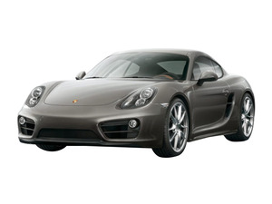 New Porsche Cayman