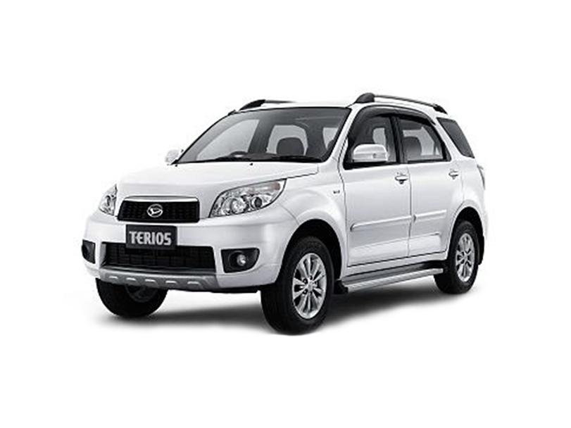 Daihatsu Terios 4x4 User Review