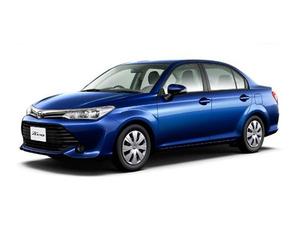 New Toyota Corolla Axio