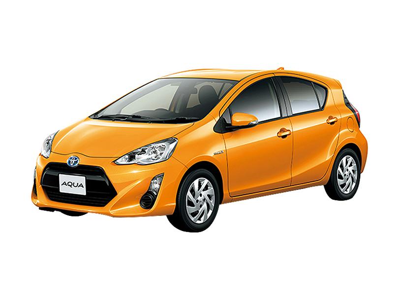Toyota Aqua S User Review