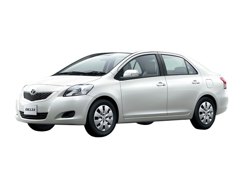 Compare Toyota Belta And Toyota Corolla Axio In Pakistan