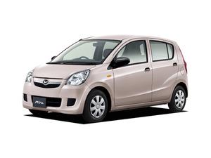 New Daihatsu Mira