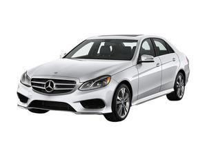 New Mercedes Benz E Class